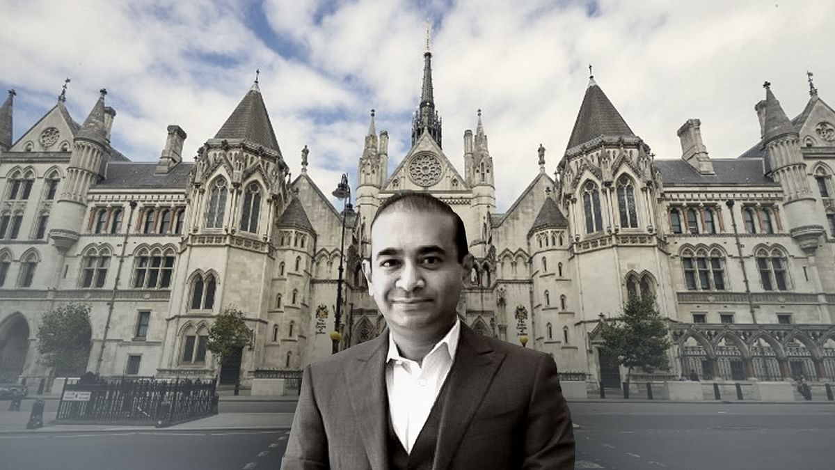 नीरव मोदी ने प्रत्यर्पण के खिलाफ की अपील, खटकाया लंदन हाईकोर्ट का दरवाजा