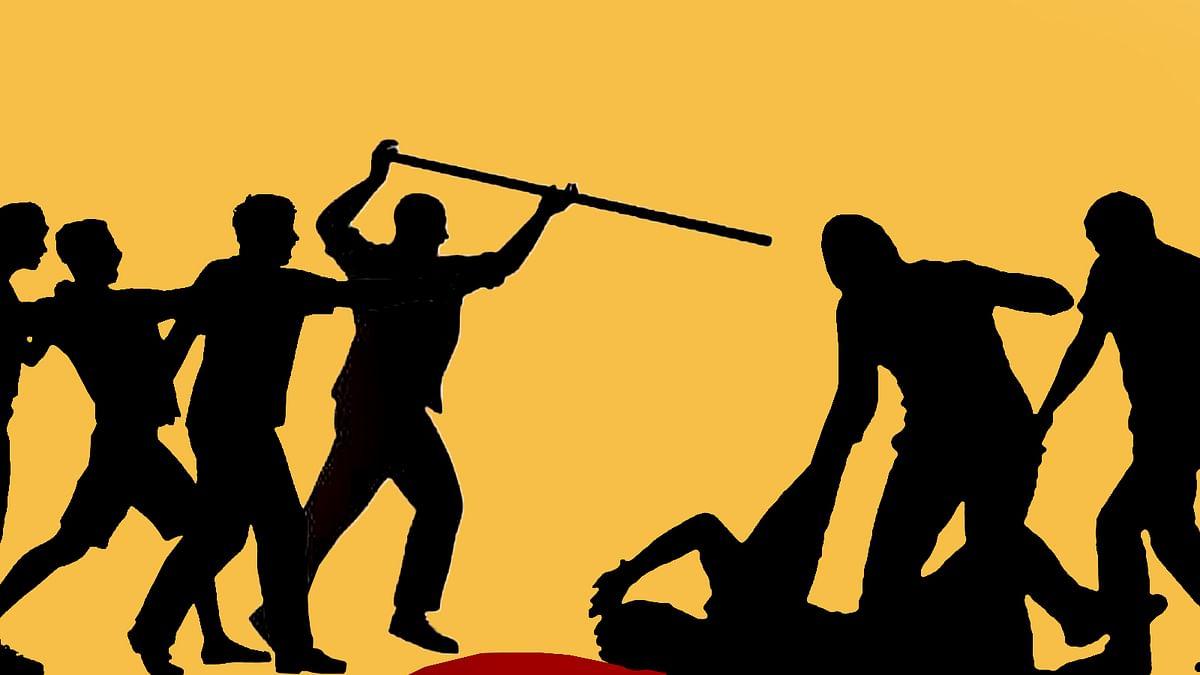 भोपाल: बच्चों के झगड़े में हुआ खूनी संघर्ष, बदमाश ने कई लोगों को मारा चाकू