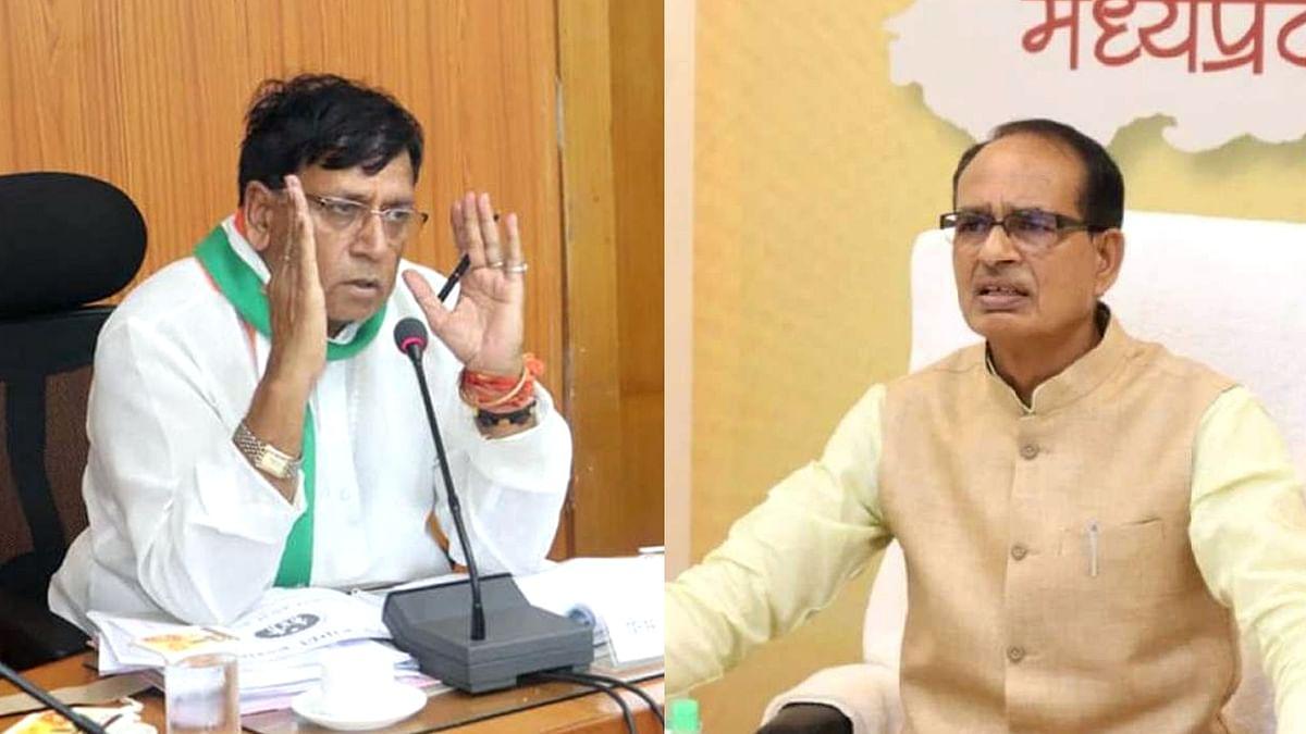 पूर्व मंत्री पीसी शर्मा ने सीएम को लिखा पत्र, बिजली बिल माफ करने की मांग की