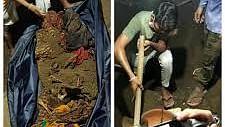 भोपाल दोहरा हत्याकांड: महिला ने पहले पति को मार दफनाया फिर की देवर की हत्या