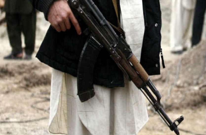 उत्तराखंड पुलिस की एके 47 छीनने वाला बदमाश गिरफ्तार
