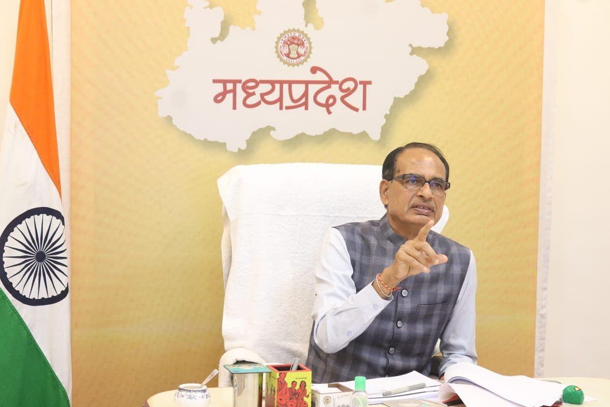 मुख्यमंत्री कोविड उपचार योजना का तत्काल क्रियान्वयन प्रारंभ करें: CM चौहान