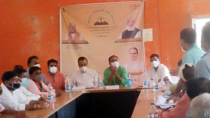 मंत्री यादव का बयान,ग्रामीण क्षेत्र में भी होंगे वैक्सीनेशन के विशेष इंतजाम
