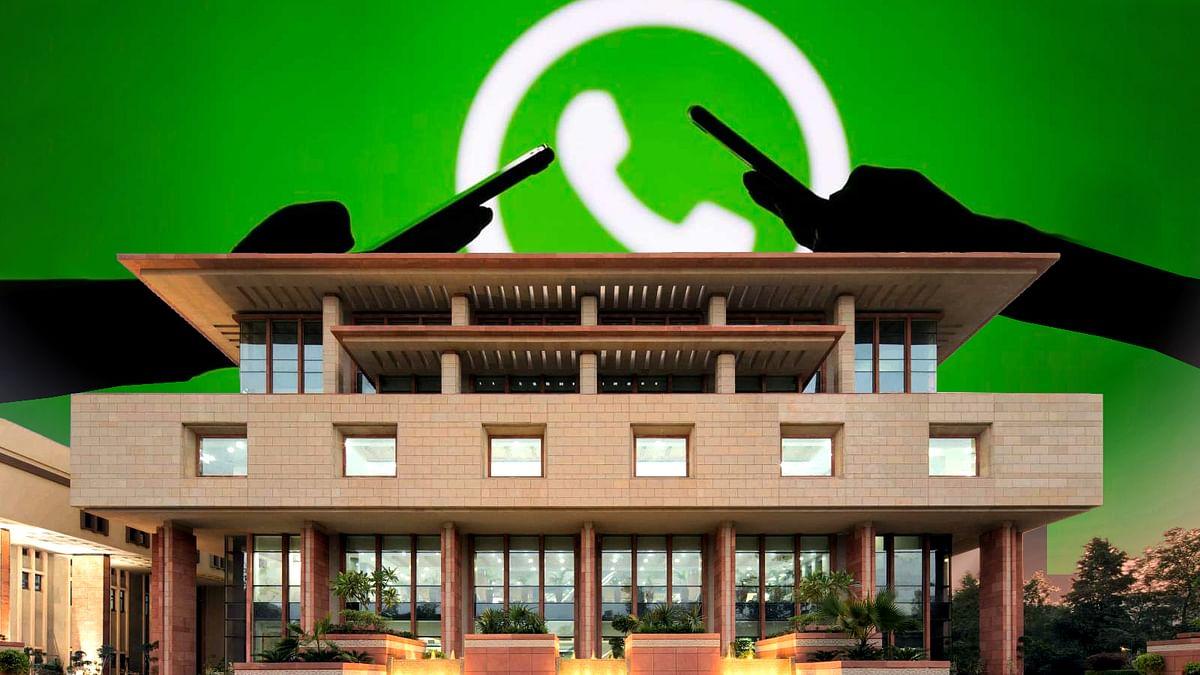 WhatsApp नई प्राइवेसी पर कानूनी लड़ाई तेज-भारत सरकार के खिलाफ मुकदमा दायर