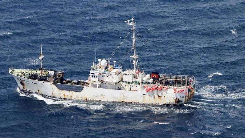 जापान: जहाज और कार्गो शिप की टक्कर में 3 की मौत, रुस ने व्यक्त किया शोक