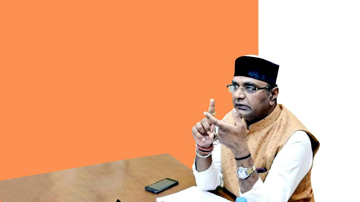 भोपाल: कांग्रेस पर तंज कसने समेत कई मुद्दों को लेकर बोले मंत्री सारंग