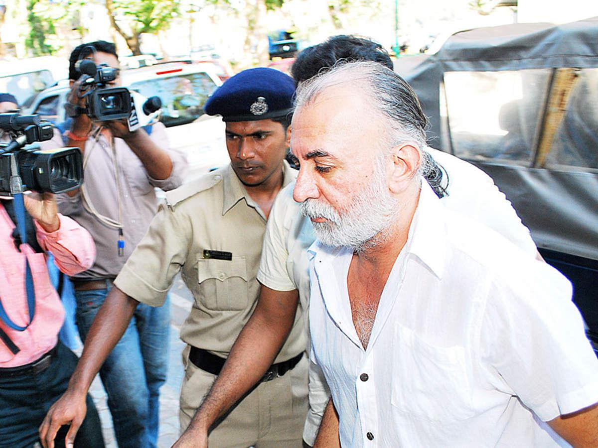 गोवा की स्थानीय अदालत ने तरुण तेजपाल को दुष्कर्म के आरोपों से किया बरी