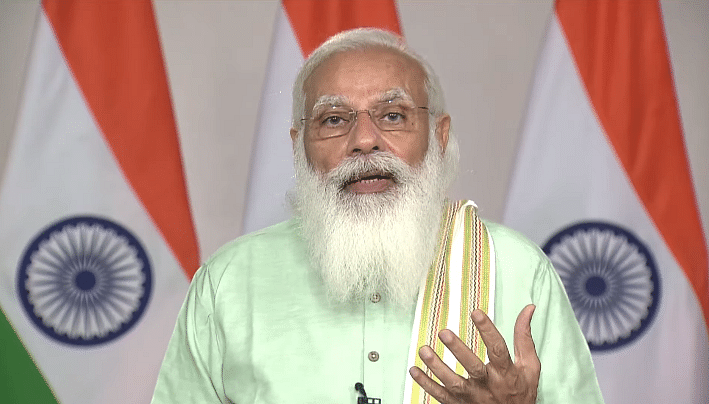 भीषण महामारी कोरोना के चुनौतीपूर्ण समय में PM मोदी का संवाद