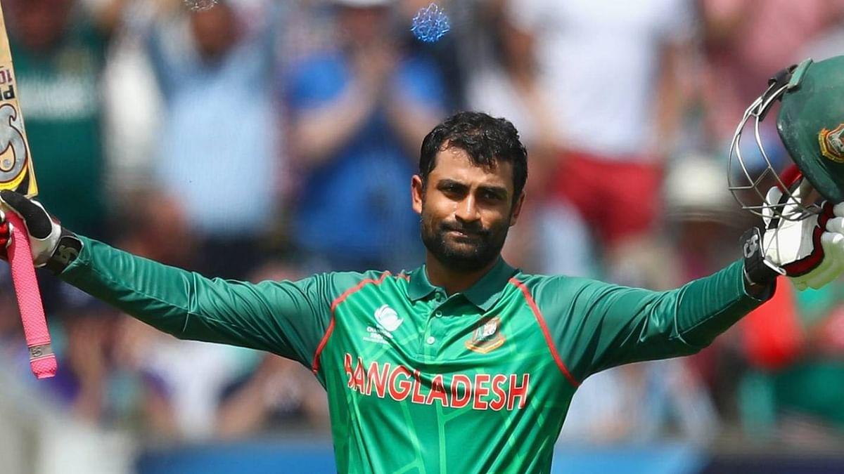 क्रिकेट : तमीम इकबाल ने टीम को शालीनता के प्रति किया आगाह