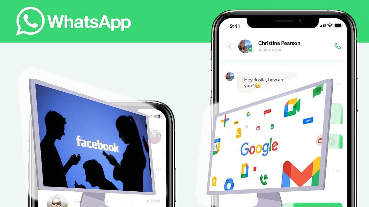 Google देगी Facebook को सीधी टक्कर, लांच करेगी WhatsApp जैसी ऐप