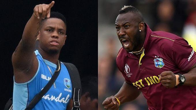 बड़े टी-20 सत्र के लिए रसेल और हेत्मायर का वेस्ट इंडीज टीम में चयन