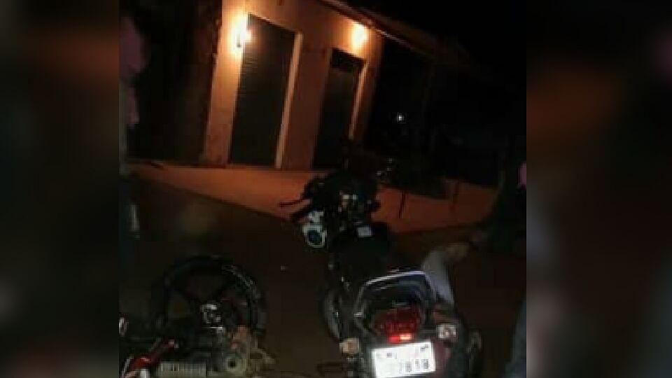 शिवपुरी में हादसा: दो बाइक आपस में टकराई, 2 की मौके पर हुई दर्दनाक मौत