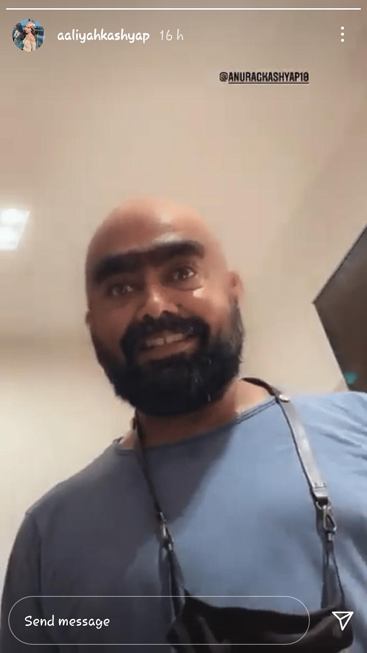 एंजियोप्लास्टी के बाद अनुराग कश्यप की पहली तस्वीर आई सामने