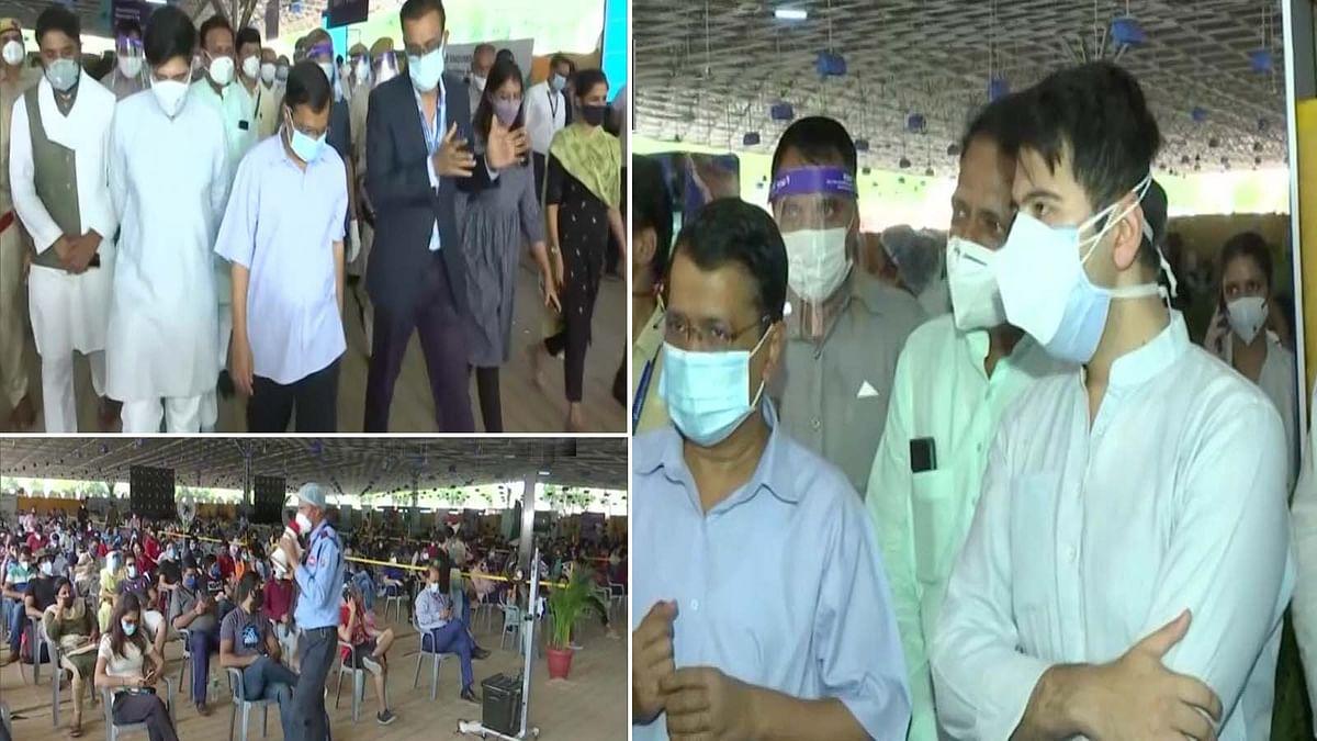 दिल्ली: CM केजरीवाल ने वैक्सीनेशन अभियान की समीक्षा कर किया ये बड़ा दावा