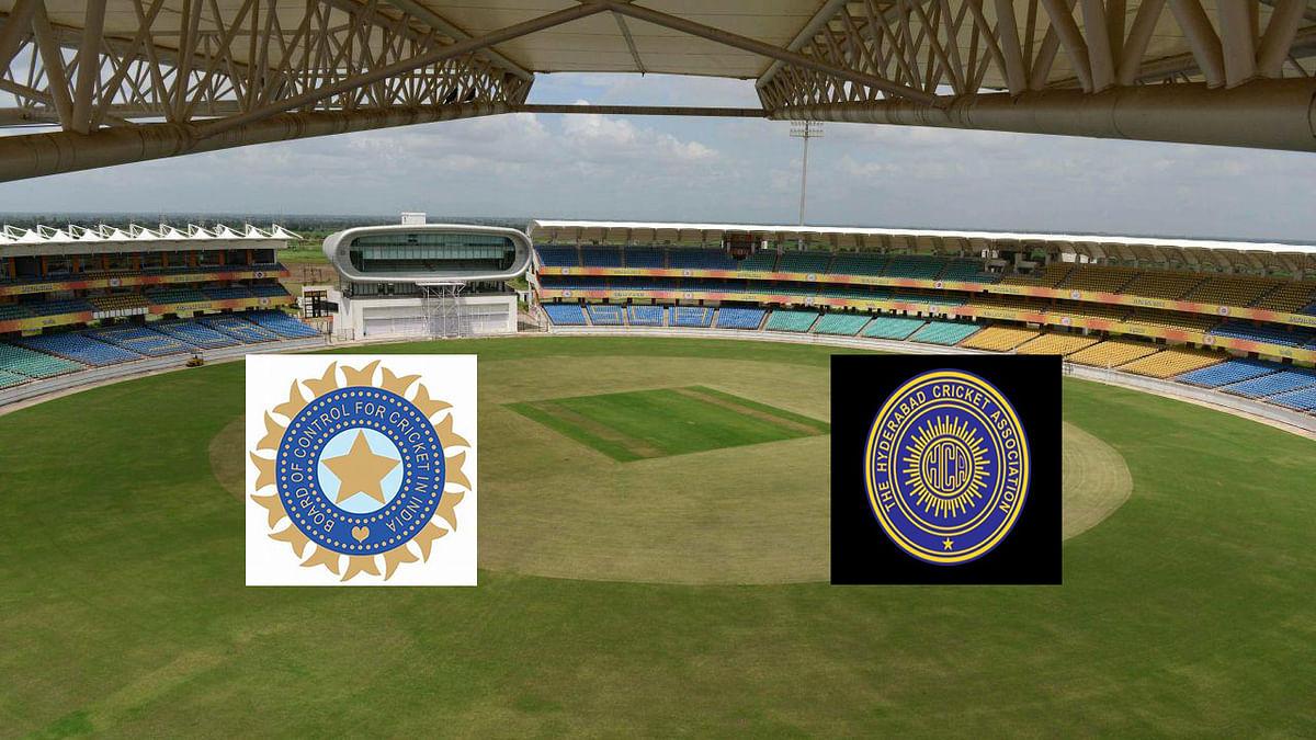 एसजीएम से पहले हैदराबाद क्रिकेट संघ के दो गुटों को लेकर असमंजस में बीसीसीआई