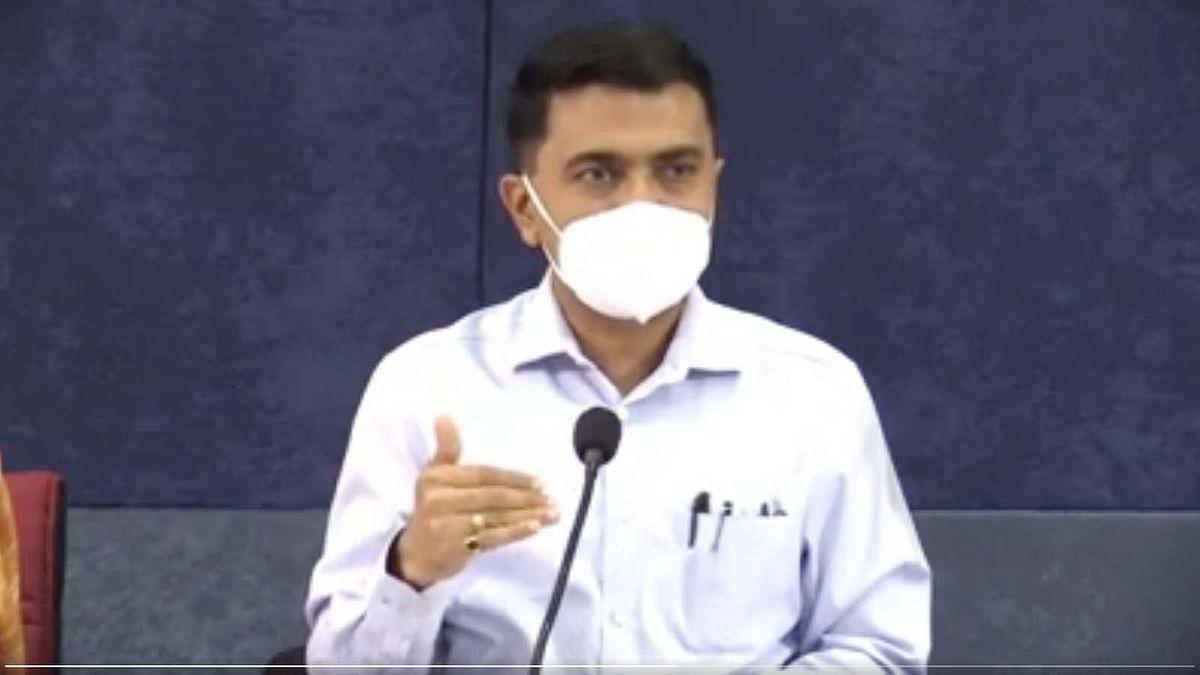 कोरोना की स्पीड पर ब्रेक लगाने गोवा के CM ने कर्फ्यू की तारीख बढ़ाई आगे