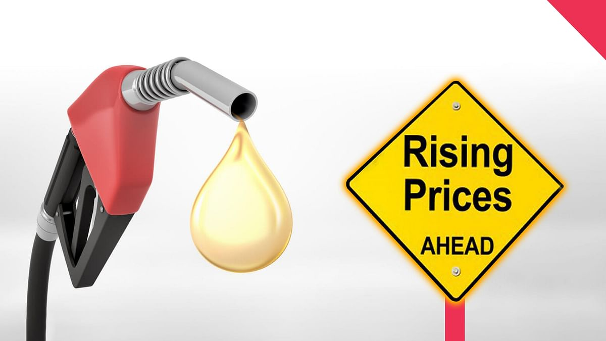 Petrol-Diesel में बढ़त के साथ हुई सप्ताह की शुरुआत
