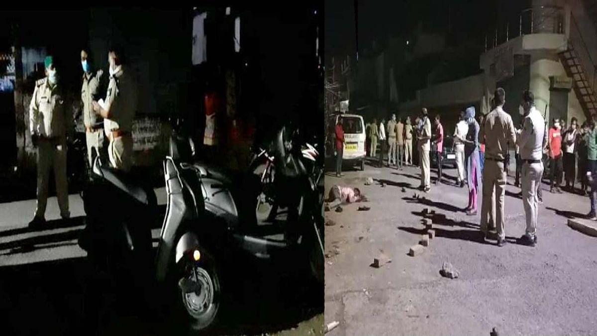 जलबपुर: बदमाशों के दो गुटों के बीच हुआ खूनी संघर्ष- एक की मौत, कई घायल