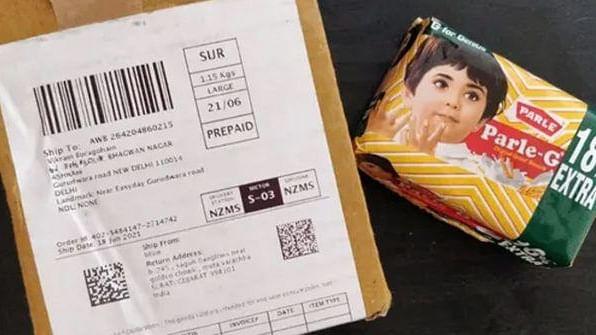 दिल्ली : Amazon ने भेजा रिमोट कंट्रोल कार की जगह Parle-G बिस्किट