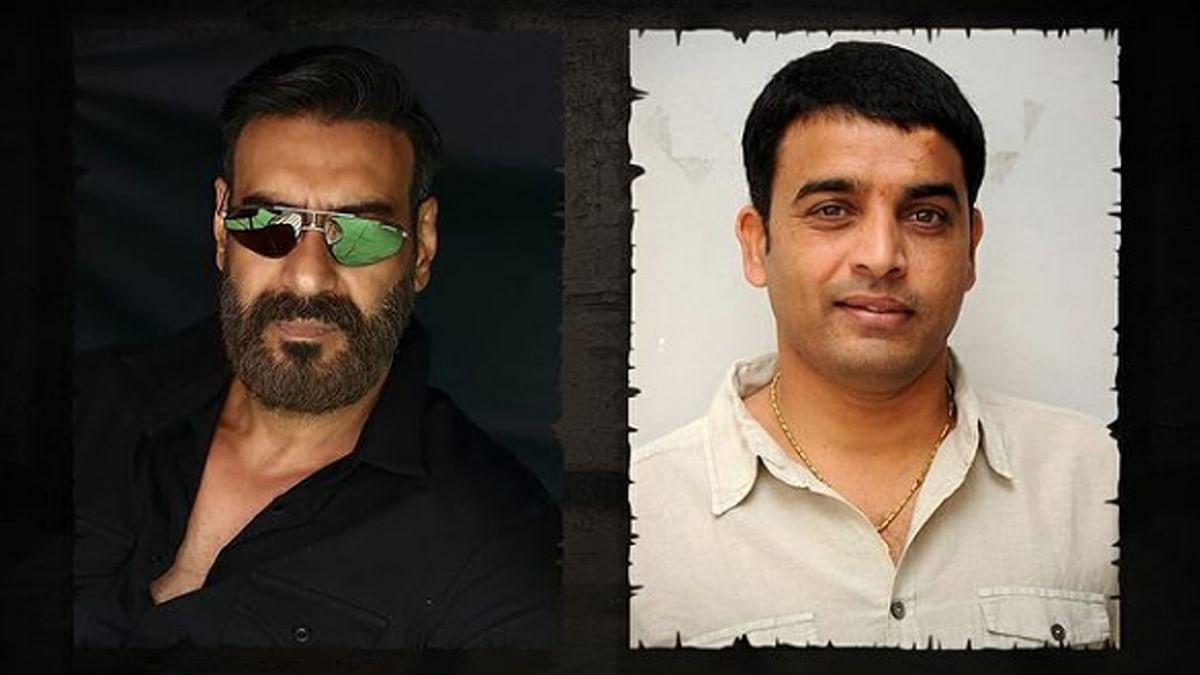 फिल्म Naandhi का हिंदी रीमेक बनाएंगे अजय देवगन, दिल राजू संग मिलाया हाथ