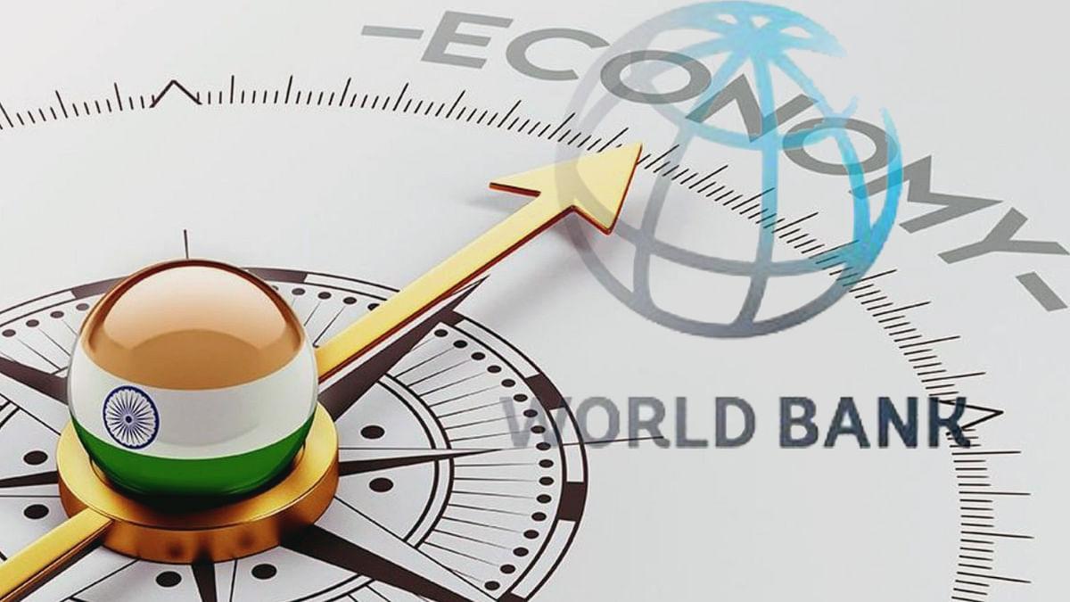 2021 में भारतीय अर्थव्यवस्था की रफ्तार 8.3% रहेगी : World Bank
