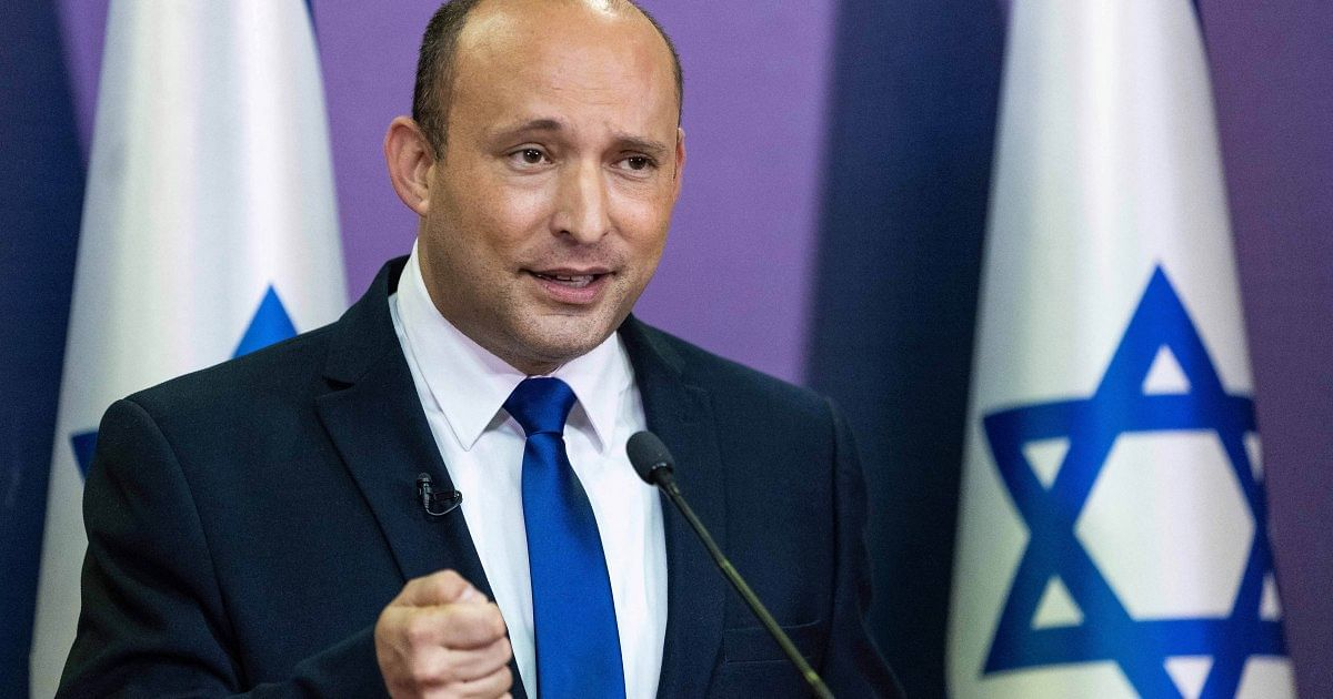 नफ्ताली बेनेट ने ली इजरायल के नये प्रधानमंत्री की शपथ