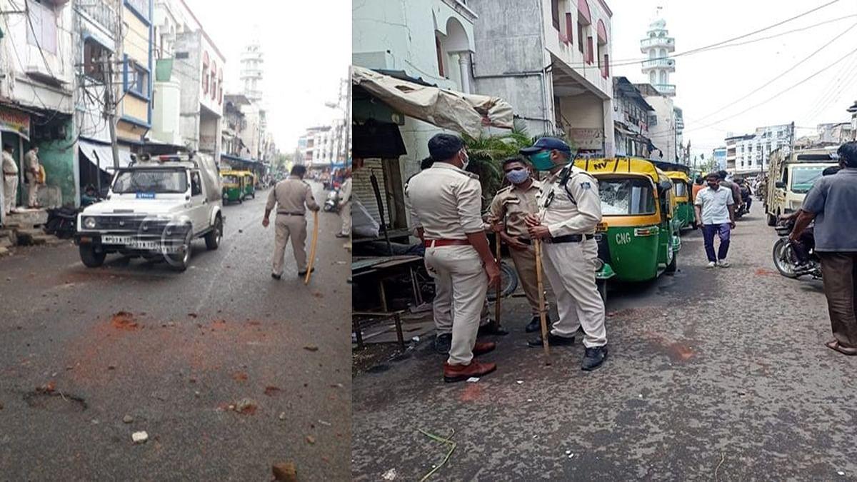 Indore: बच्चों के विवाद में दो पक्षों में जमकर मारपीट, कई लोग हुए घायल