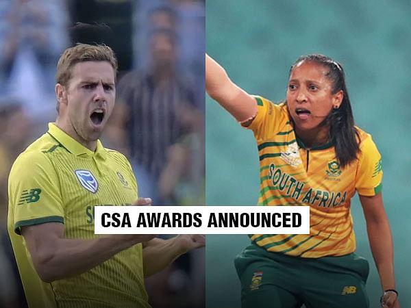 क्रिकेट साउथ अफ्रीका पुरस्कारों में नॉत्र्जे, इस्माइल को मिला शीर्ष सम्मान
