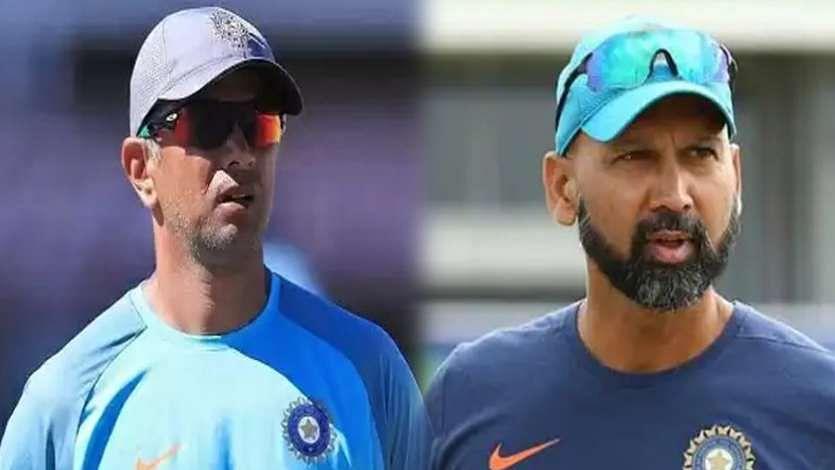 श्रीलंका दौरे पर टीम कोच के रूप में द्रविड़ से जुड़ेंगे दिलीप और म्हाम्ब्रे