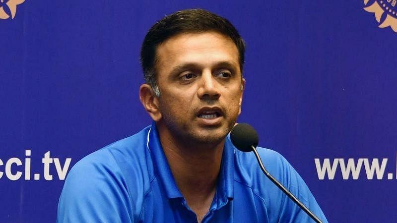 Sri Lanka में सभी युवाओं को नहीं मिल पायेगा मौका : Rahul Dravid