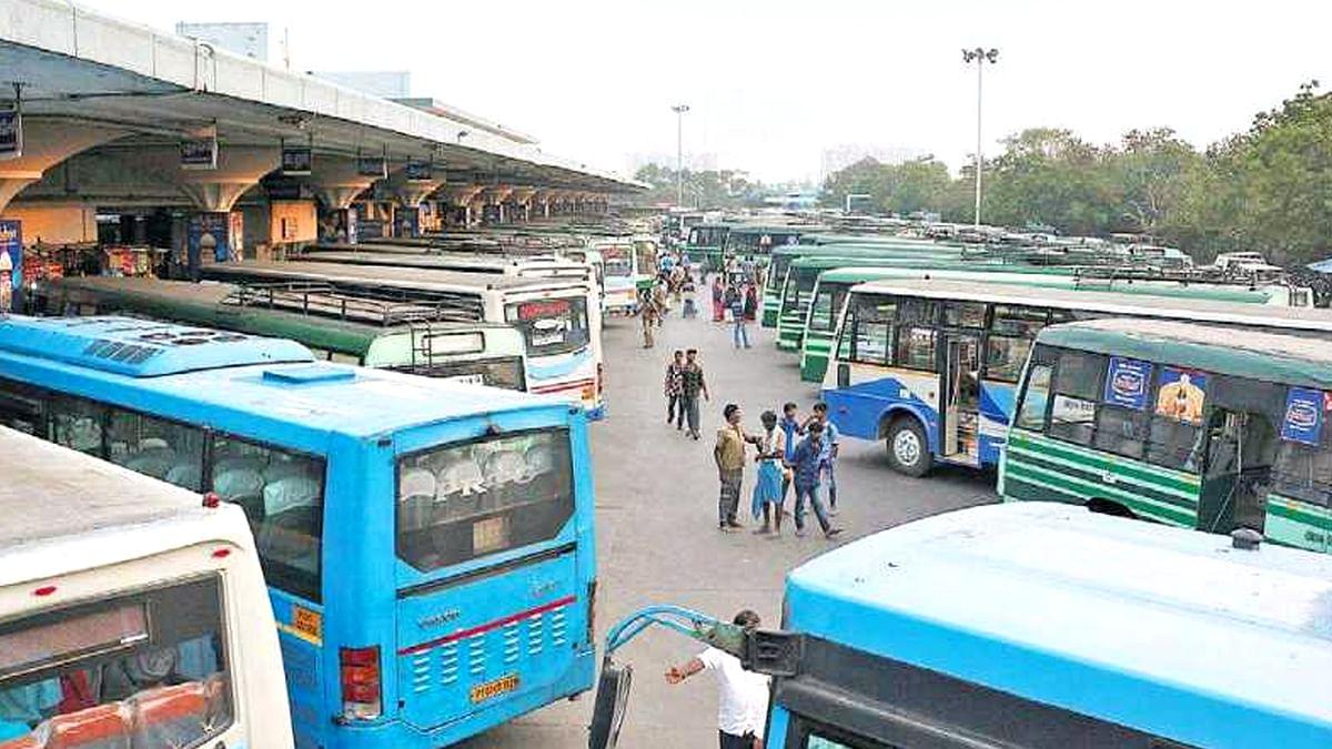 मध्य प्रदेश : कल से होगीं बस सेवाएं बहाल, महाराष्ट्र की बसों पर पाबंदी जारी