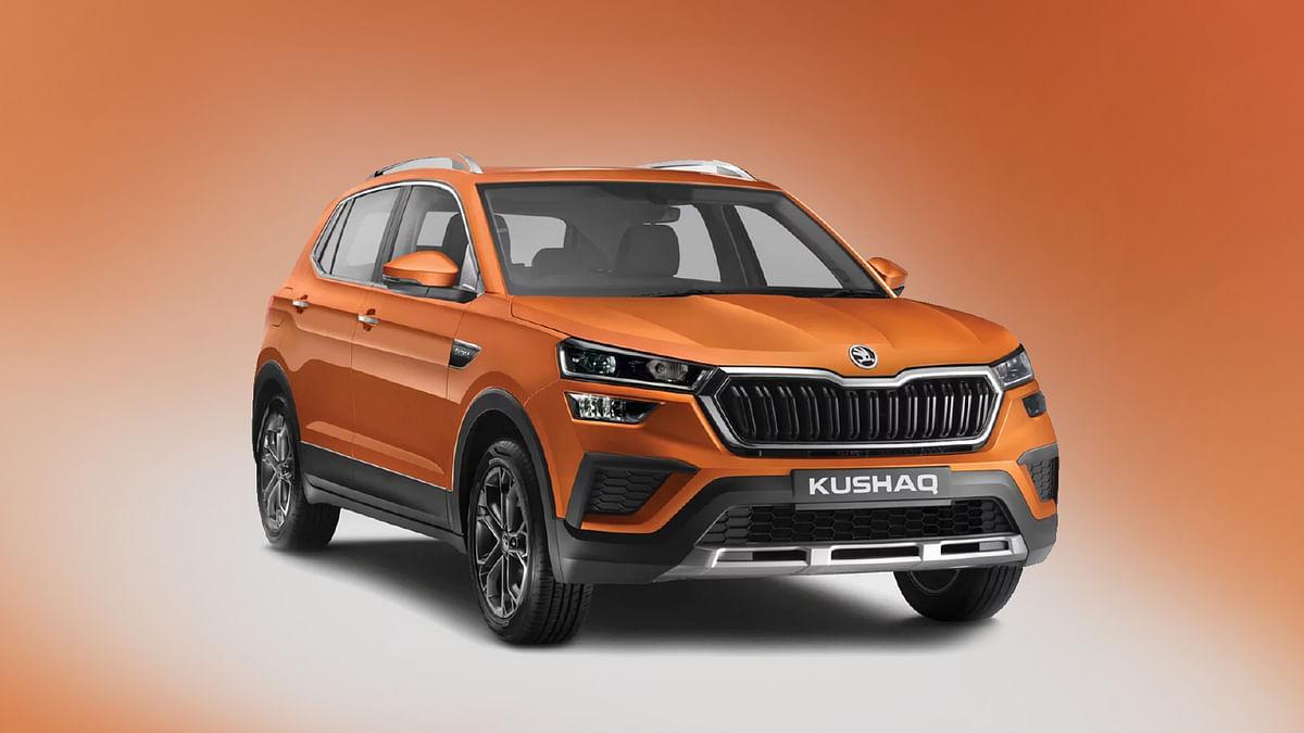 Skoda ने भारत में लांच की मिड-साइज़ SUV 'Kushaq'