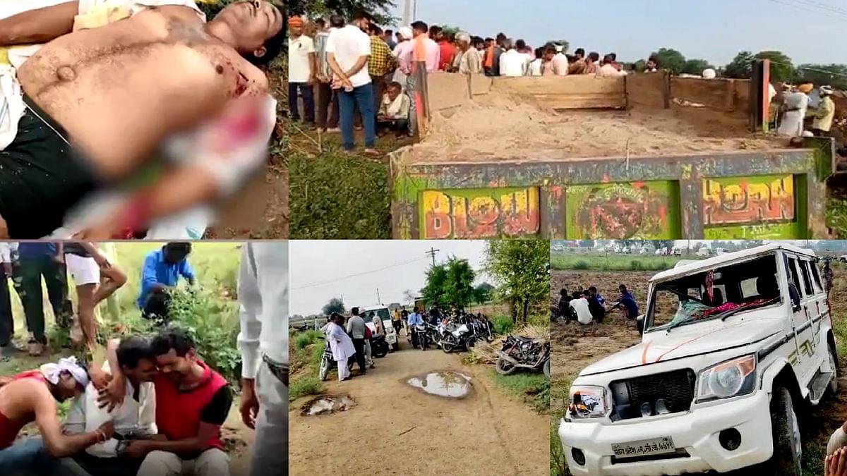 मुरैना: रेत माफिया का पीछा कर रही वन विभाग की टीम ने चलाई गोली, एक की मौत