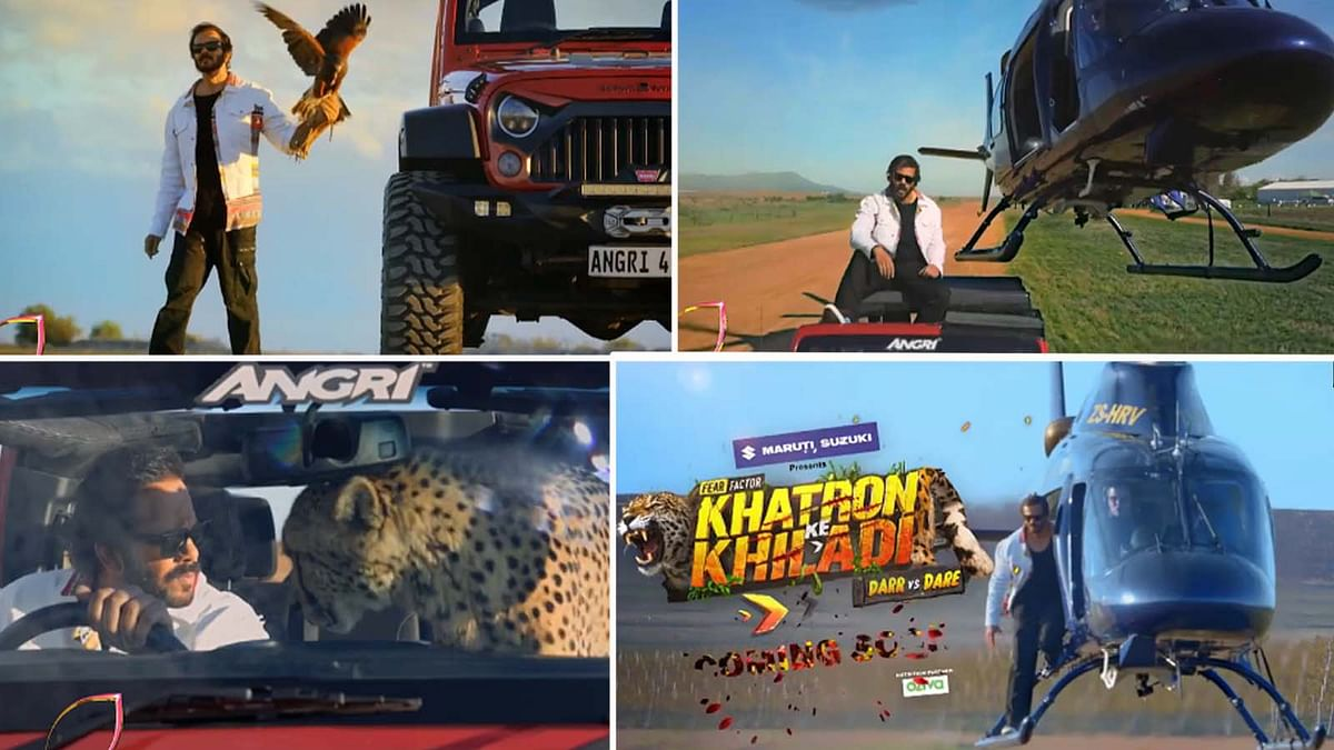 Khatron Ke Khiladi 11 का प्रोमो रिलीज, रोहित शेट्टी ने मारी धांसू एंट्री