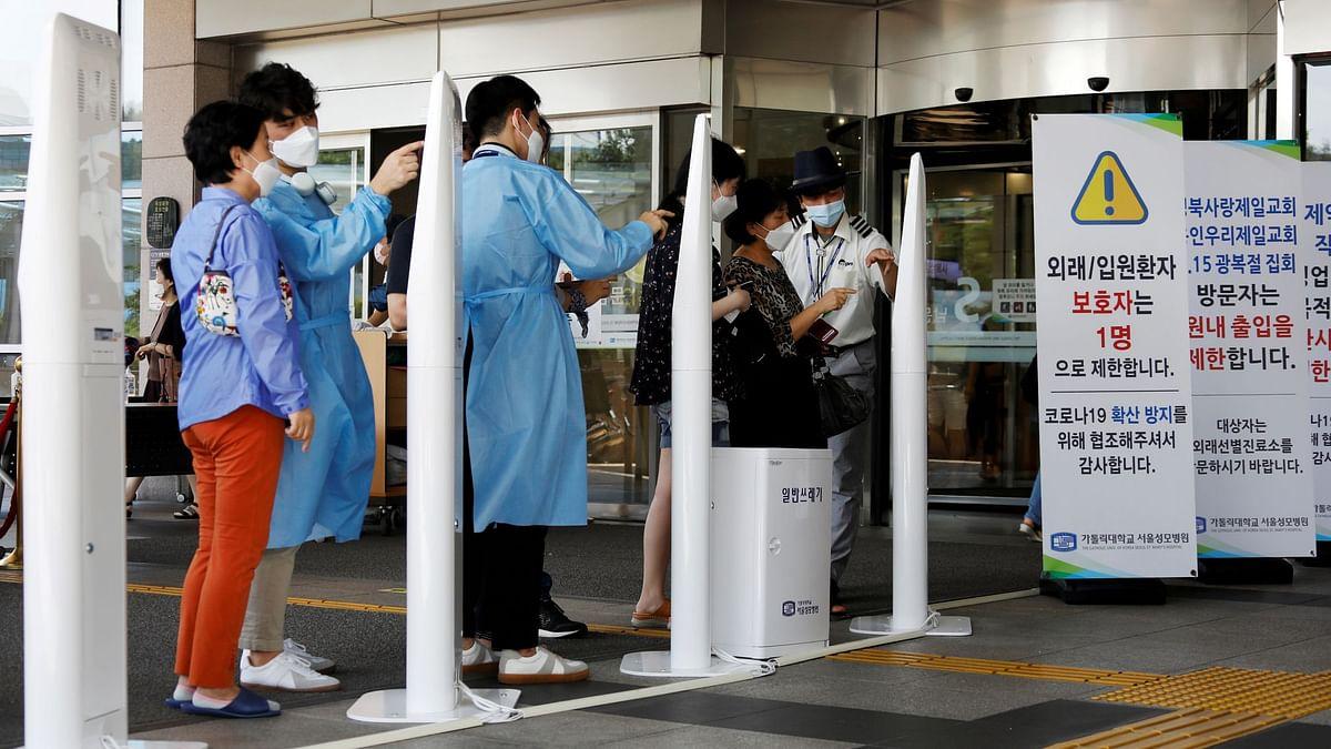 21 देशों के लोगों को द. कोरिया में प्रवेश पर क्वारंटीन रहना होगा