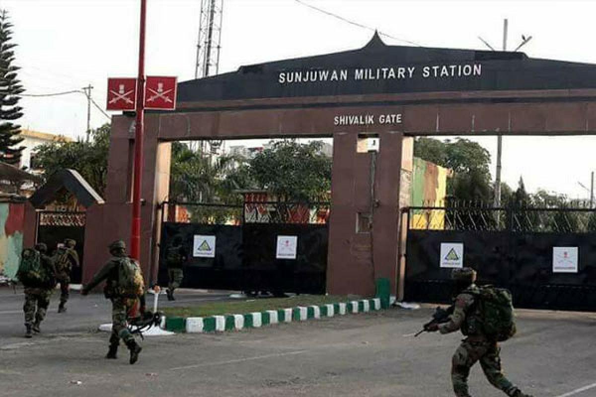 जम्मू में तीसरी बार नजर आया ड्रोन- सैन्य ठिकानों पर बढ़ाई चौकसी