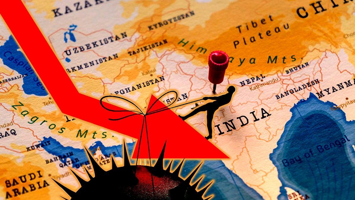 COVID-19 वायरस आपदा से गड़बड़ाए भारत की अर्थव्यवस्था से जुड़े तमाम अनुमान