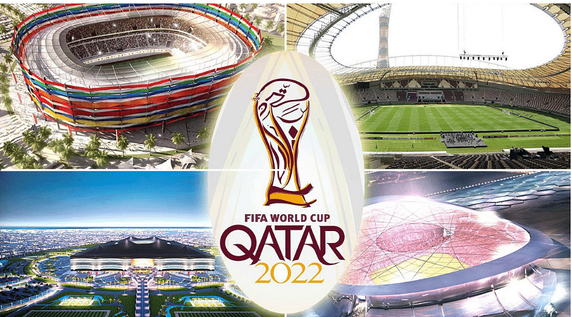 कोरोना के मद्देनजर सख्त नियमों से कतर 2022 विश्व कप की करेंगे मेजबानी:आयोजक
