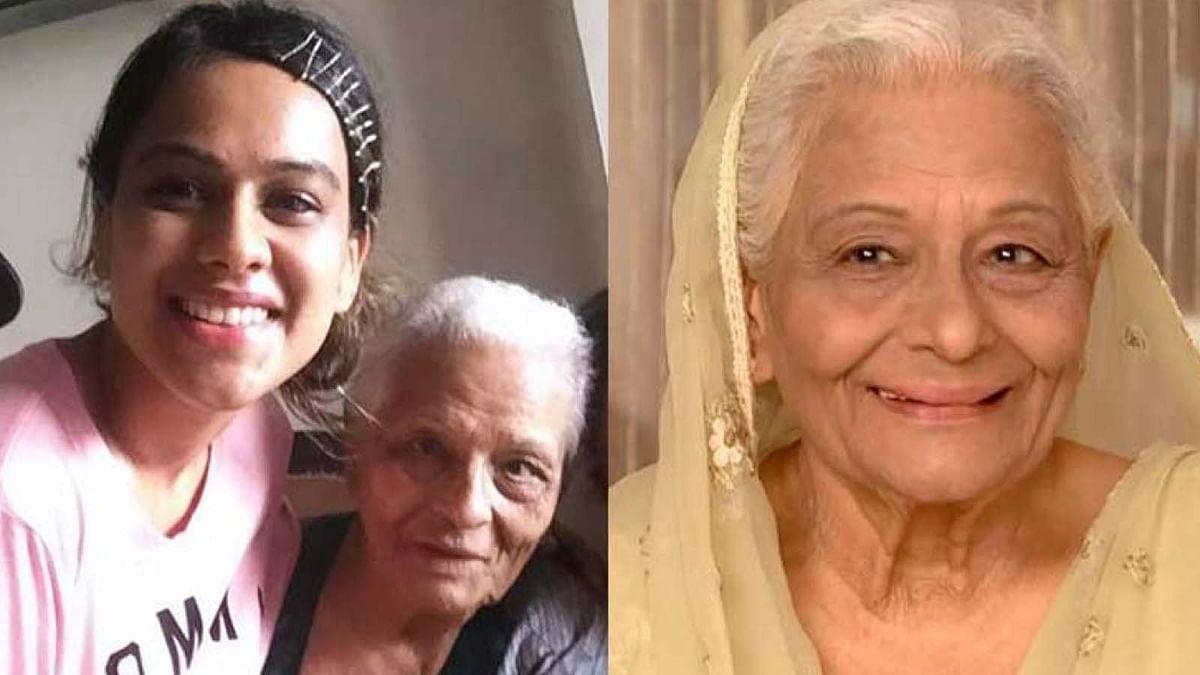 """टीवी सीरियल की एक्ट्रेस """"तरला जोशी"""" का हुआ निधन, निया शर्मा ने जताया शोक"""