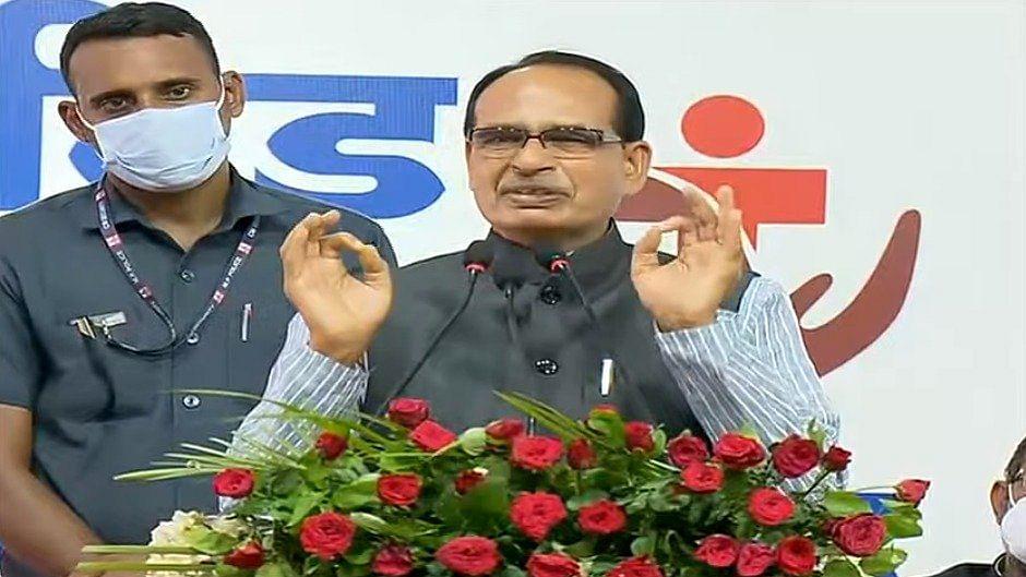 मुख्यमंत्री शिवराज ने बीना समेत बुदनी में कोविड केयर सेंटर का किया शुभारंभ