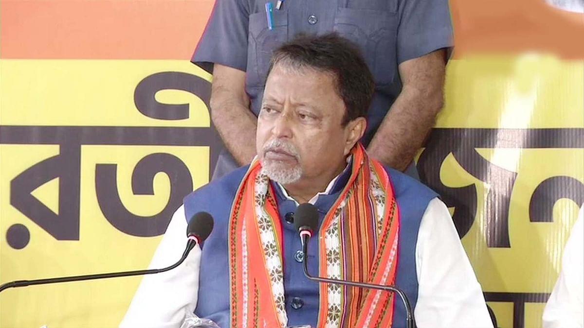 पश्चिम बंगाल में मुकुल रॉय को मिल सकता है राष्ट्रीय उपाध्यक्ष स्थान