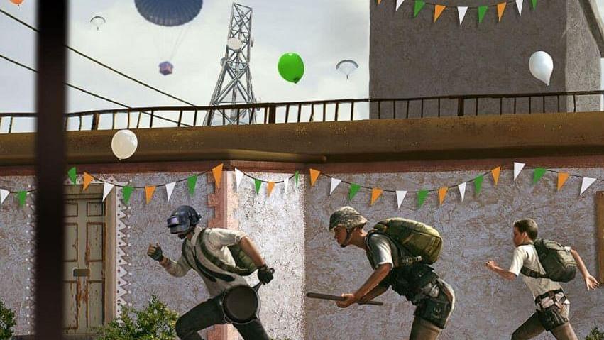 कुछ दिन में ही विवादों में घिरा 'Battlegrounds Mobile India', चीन है वजह