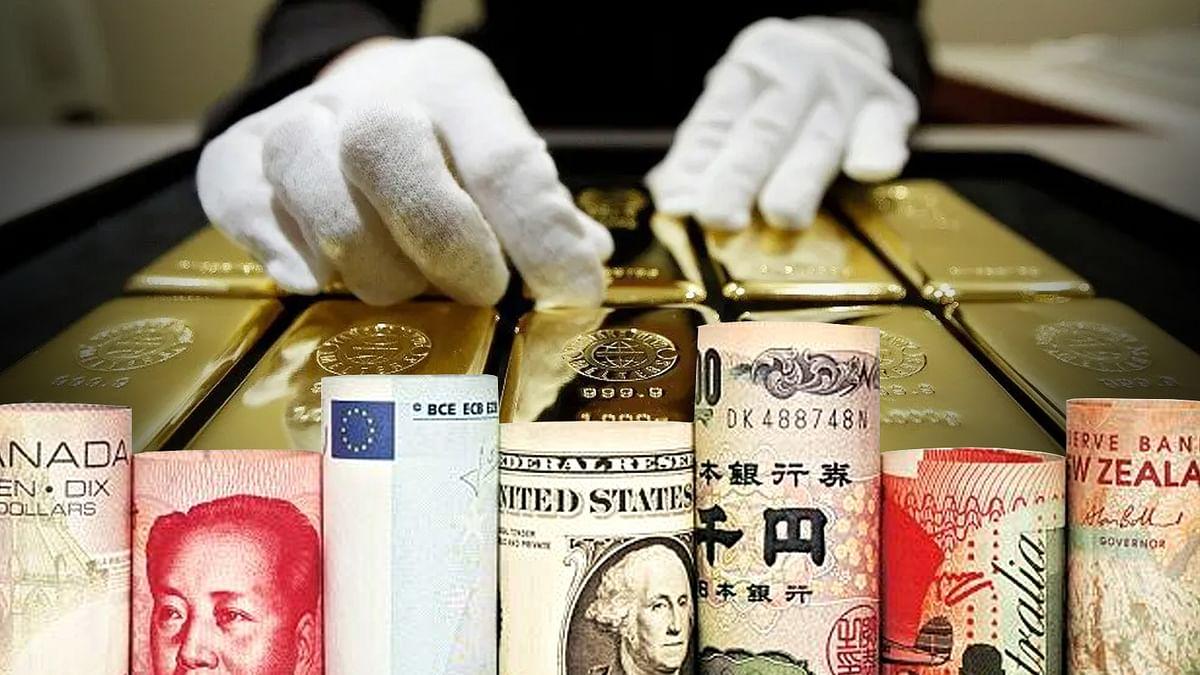 देश का विदेशी मुद्रा भंडार 600 अरब डॉलर के पार और स्वर्ण भंडार भी बढ़ा