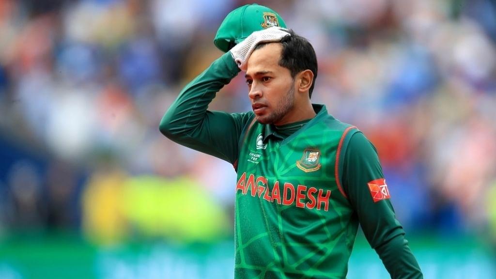 बांग्लादेश के जिम्बाब्वे दौरे से पहले मुशफिकुर रहीम को लगी चोट