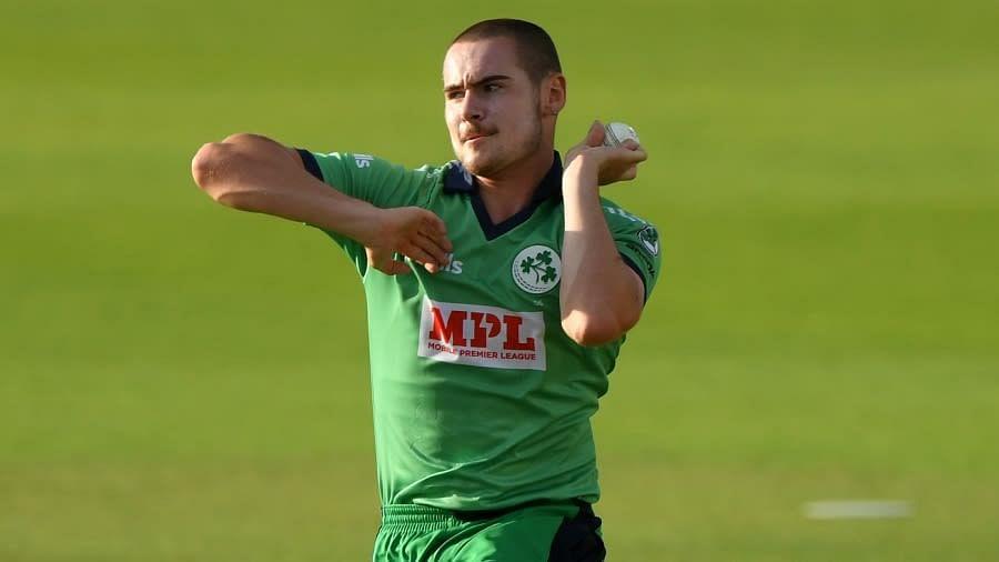 यंग और लिटिल की गेंदबाजी की बदौलत आयरलैंड ने वनडे सीरीज में की 1-1से बराबरी