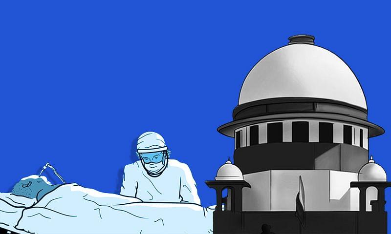 कोविड मृतकों के मुआवजे का रास्ता साफ- Supreme Court ने सरकार को दिया आदेश