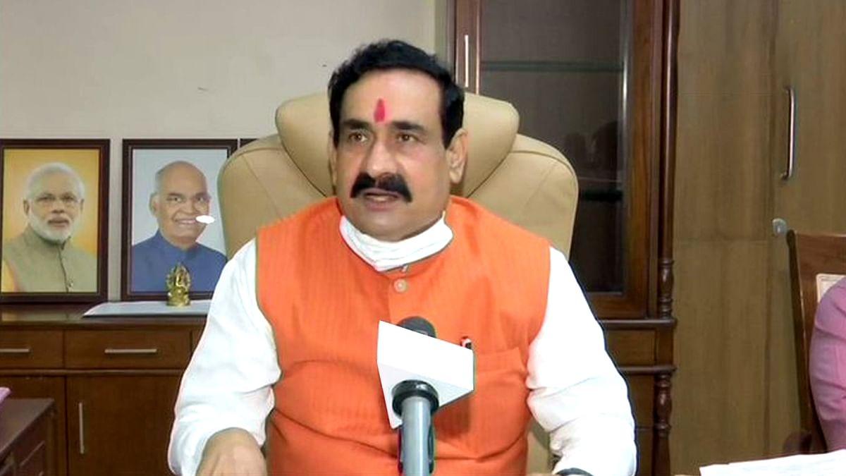 भोपाल: Narottam Mishra ने कोरोना समेत इन मुद्दों को लेकर जारी किए बयान