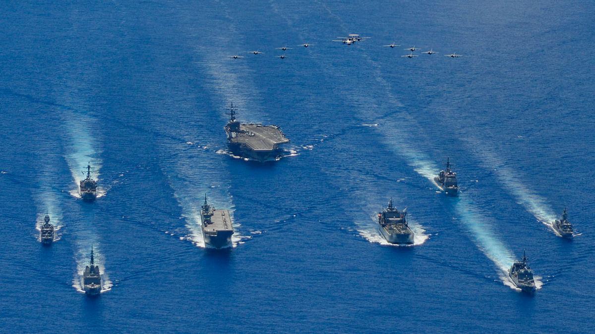 भारत और अमेरिकी सेनाओं ने महत्वपूर्ण सामरिक गुर साझा किये