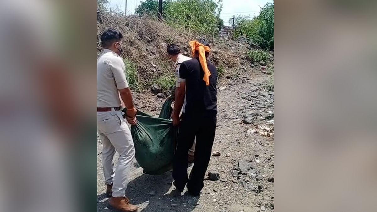 पुलिस ने किया सराहनीय कार्य, लाश को रेलवे ट्रैक से निकालकर PM के लिए भेजा