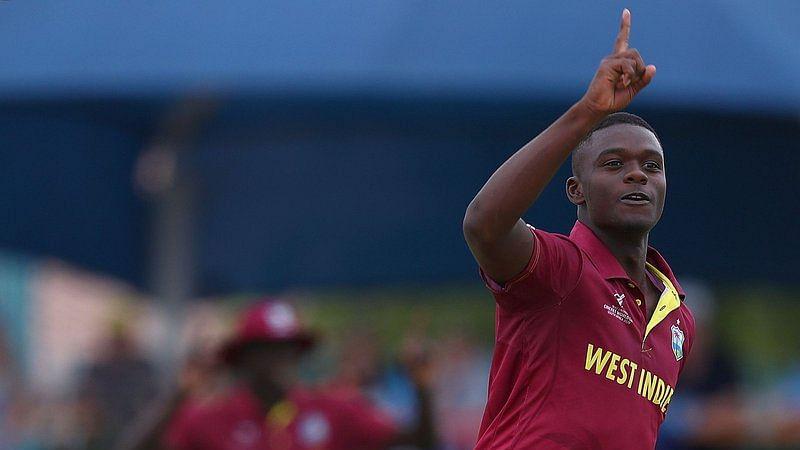 वेस्टइंडीज के 19 वर्षीय युवा तेज गेंदबाज जेडन सील्स को टीम में मिली जगह